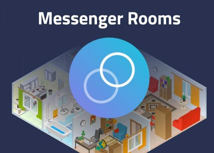 Ya se puede retransmitir en directo en Facebook desde las Salas de Messenger.
